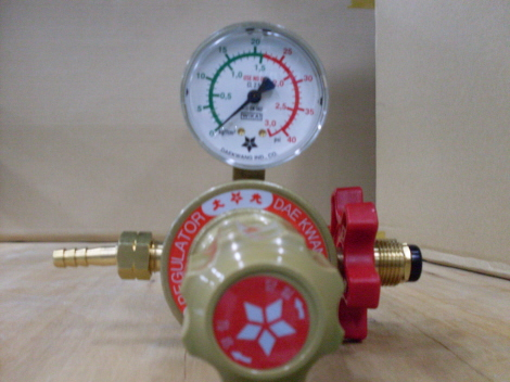 LPG프로판조정기