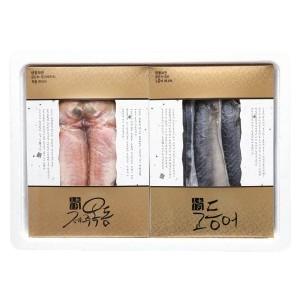 [명절]옥돔/고등어선물세트