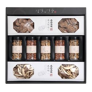 [명절]표고버섯 견과혼합세트